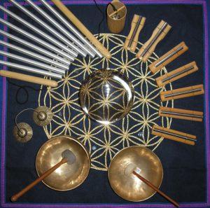 Klang Meditation und Klang Reise