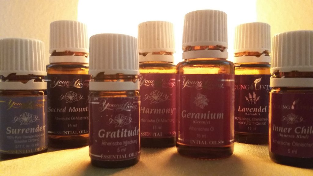 Aromatherapie Kurse und Ausbildungen in Berlin