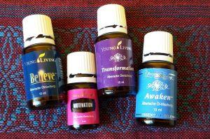 Vortrag und Aromareise mit ätherischen Young Living Ölen
