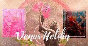 Venus Heldin Workshop in Berlin
