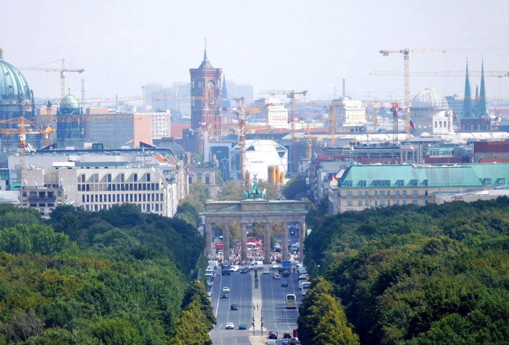 Die Erde ist unteilbar - Transformation Berlin